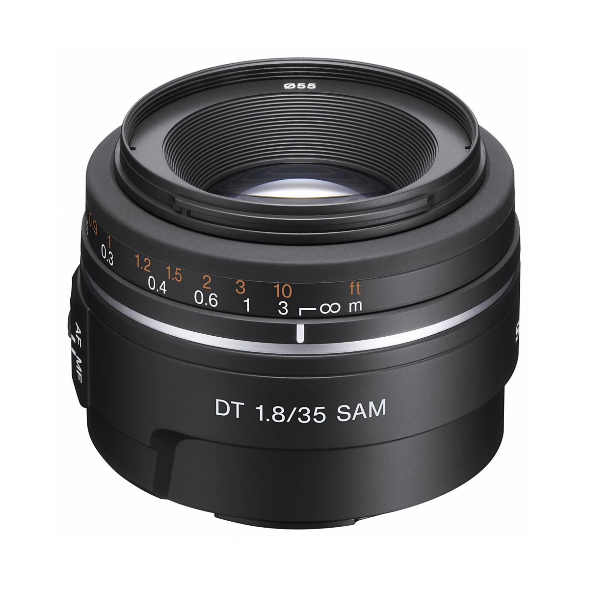 Objectif SONY SAL 35mm f 1.8 Objectif de type A DT 35mm F1.8SAM (pour tous les reflex SONY)