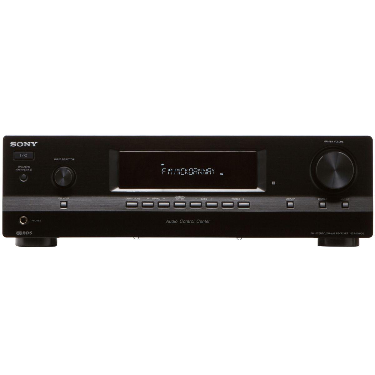 Amplificateur Hi-Fi 2x200W SONY STRDH130