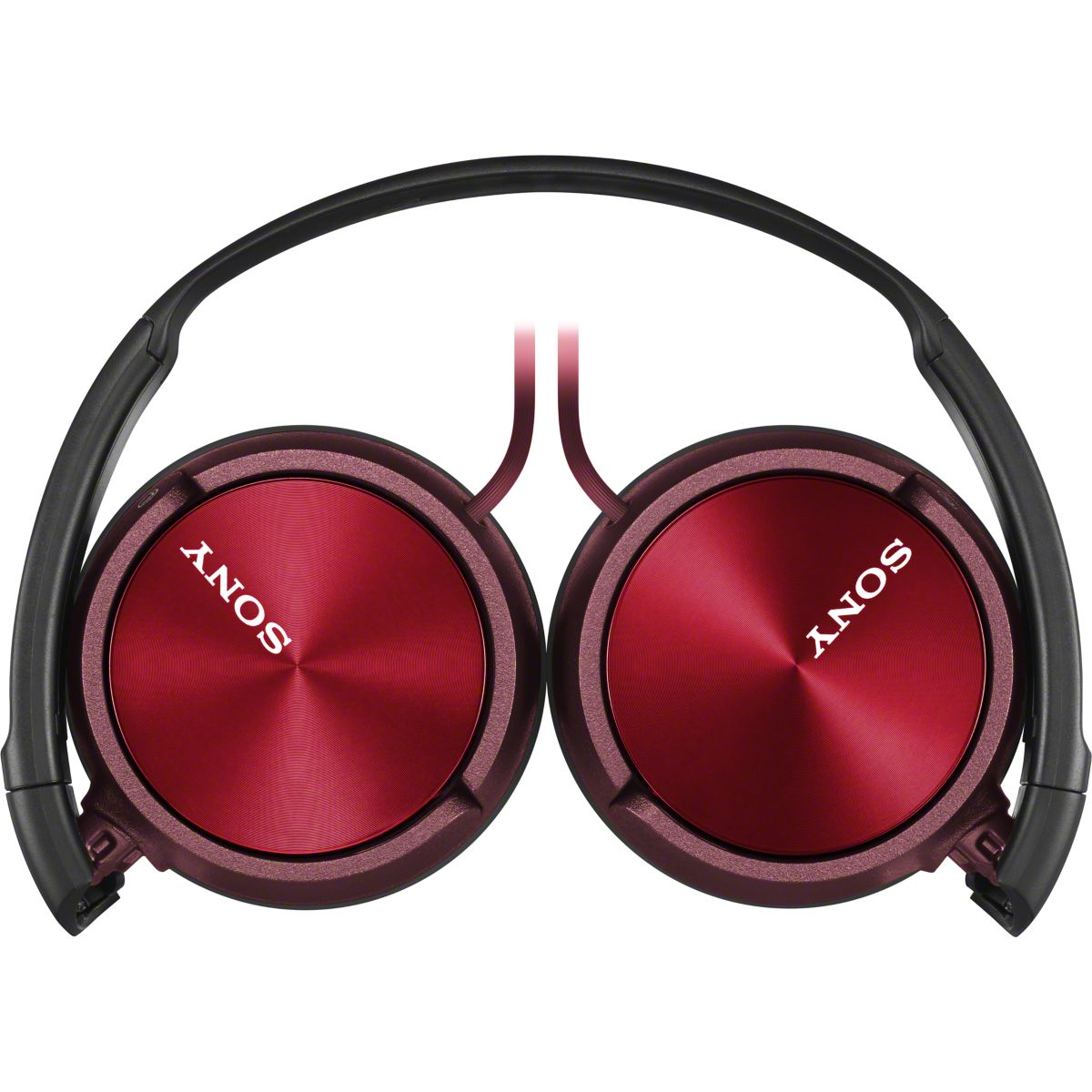 Casque Arceau SONY MDR-ZX310 rouge