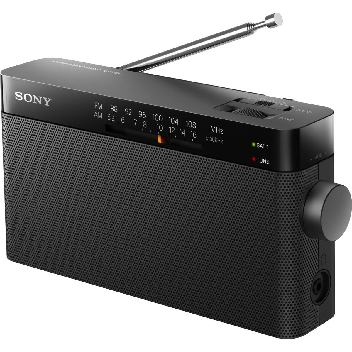 Radio analogique SONY ICF 306
