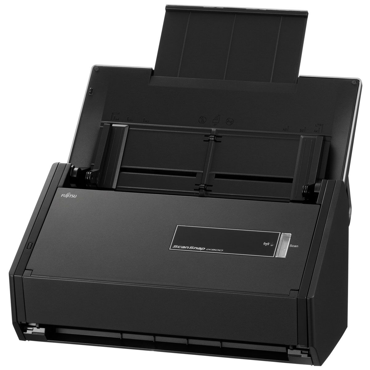 Scanner à défilement FUJITSU ScanSnap iX500 Nuance Power