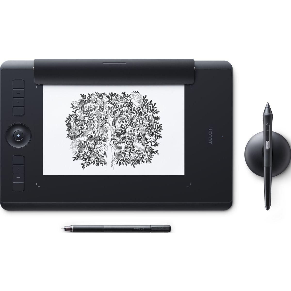 Tablette graphique WACOM Intuos Pro Paper Edition PTH-860P-S