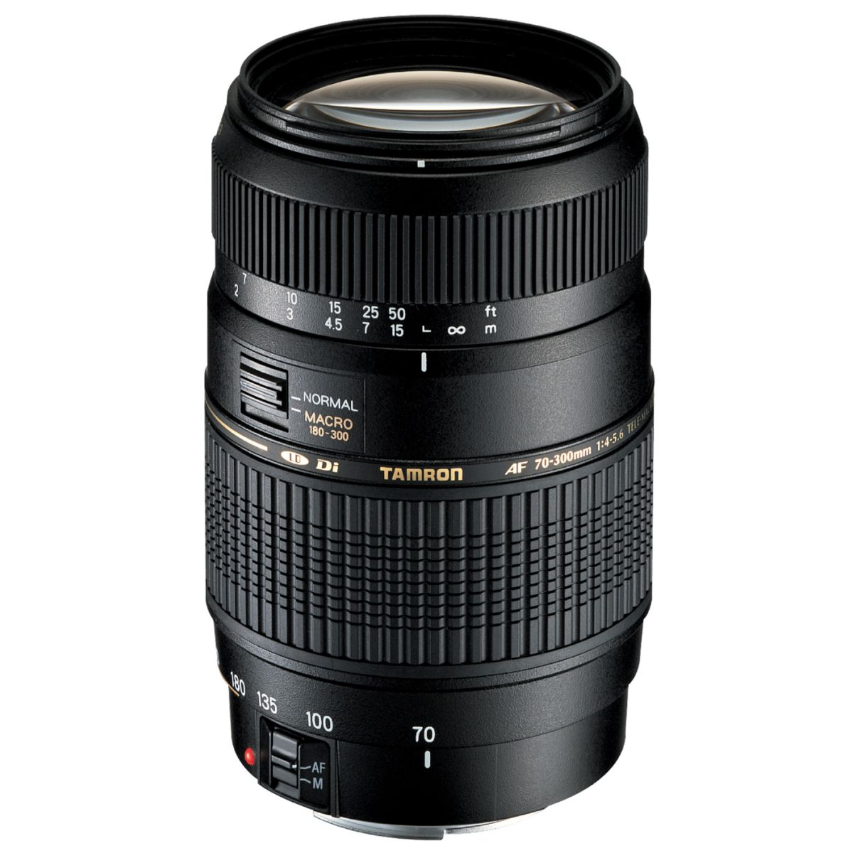 Objectif pour Reflex TAMRON AF 70-300mm f/4-5.6 Di LD IF 1:2 N...