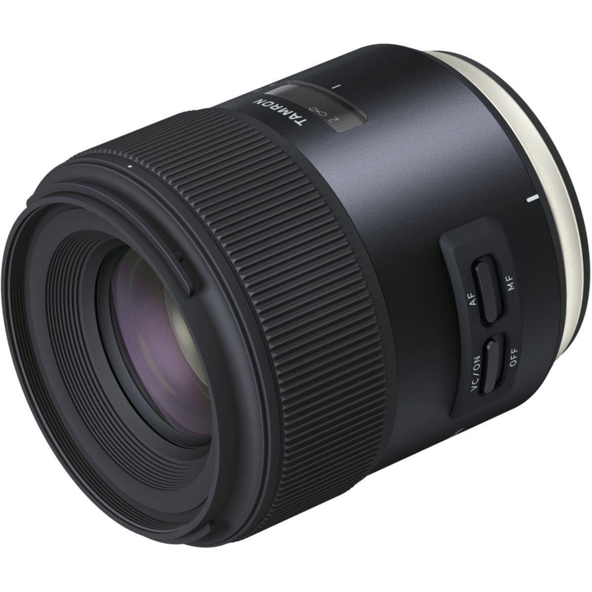 Objectif pour Reflex TAMRON SP 45mm F/1,8 Di VC USD CANON