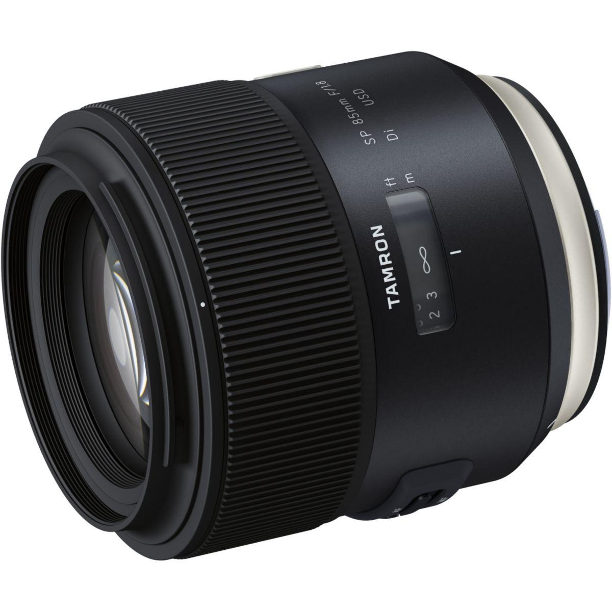 Objectif pour Reflex TAMRON SP 85mm F/1,8 Di USD Sony
