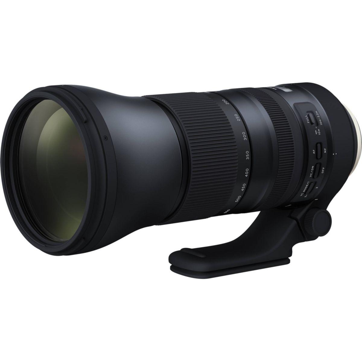 Objectif pour Reflex TAMRON SP 150-600mm F/5-6.3 Di USD G2 Son...