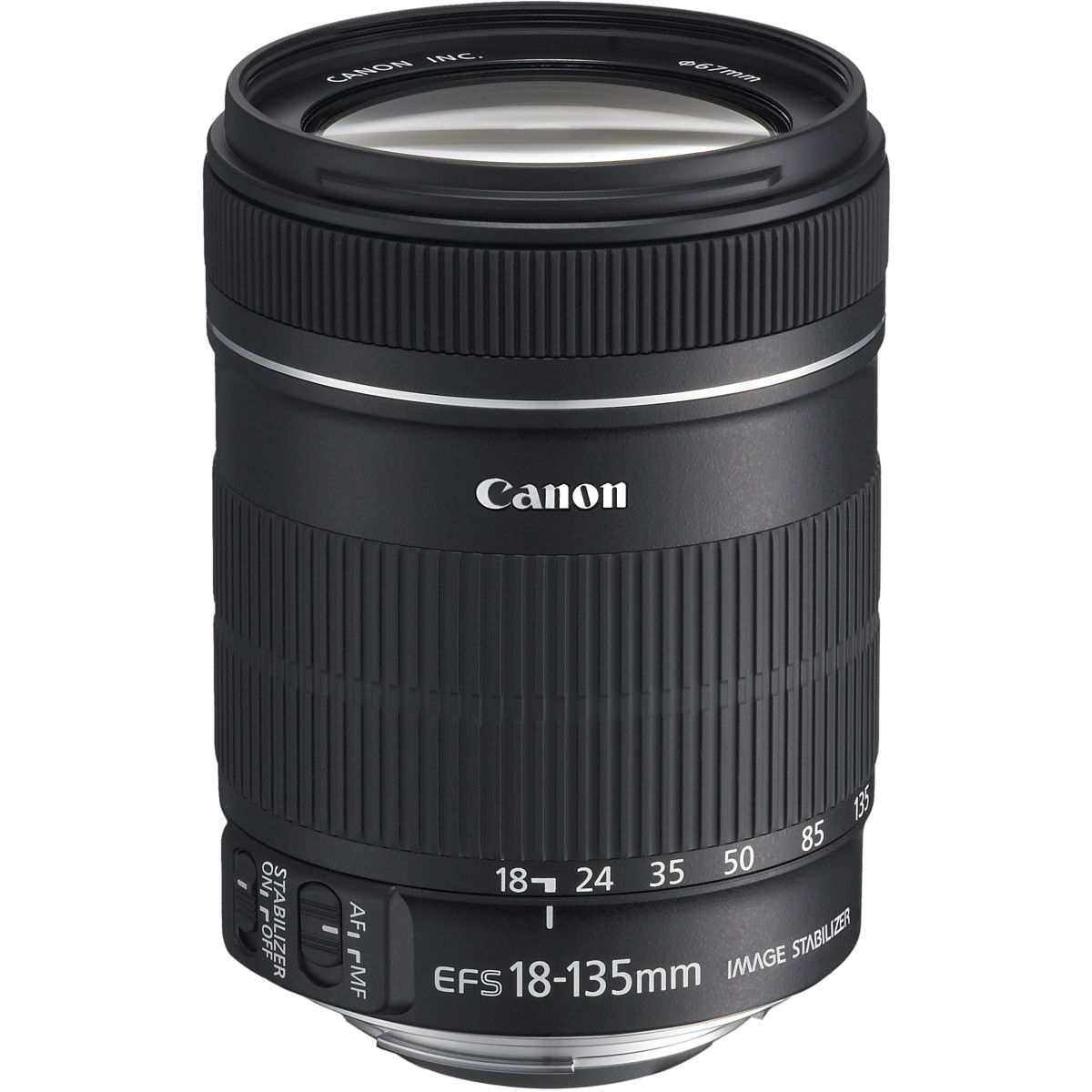 Objectif Canon EF-S 18-135mm f/3,5-5,6 IS