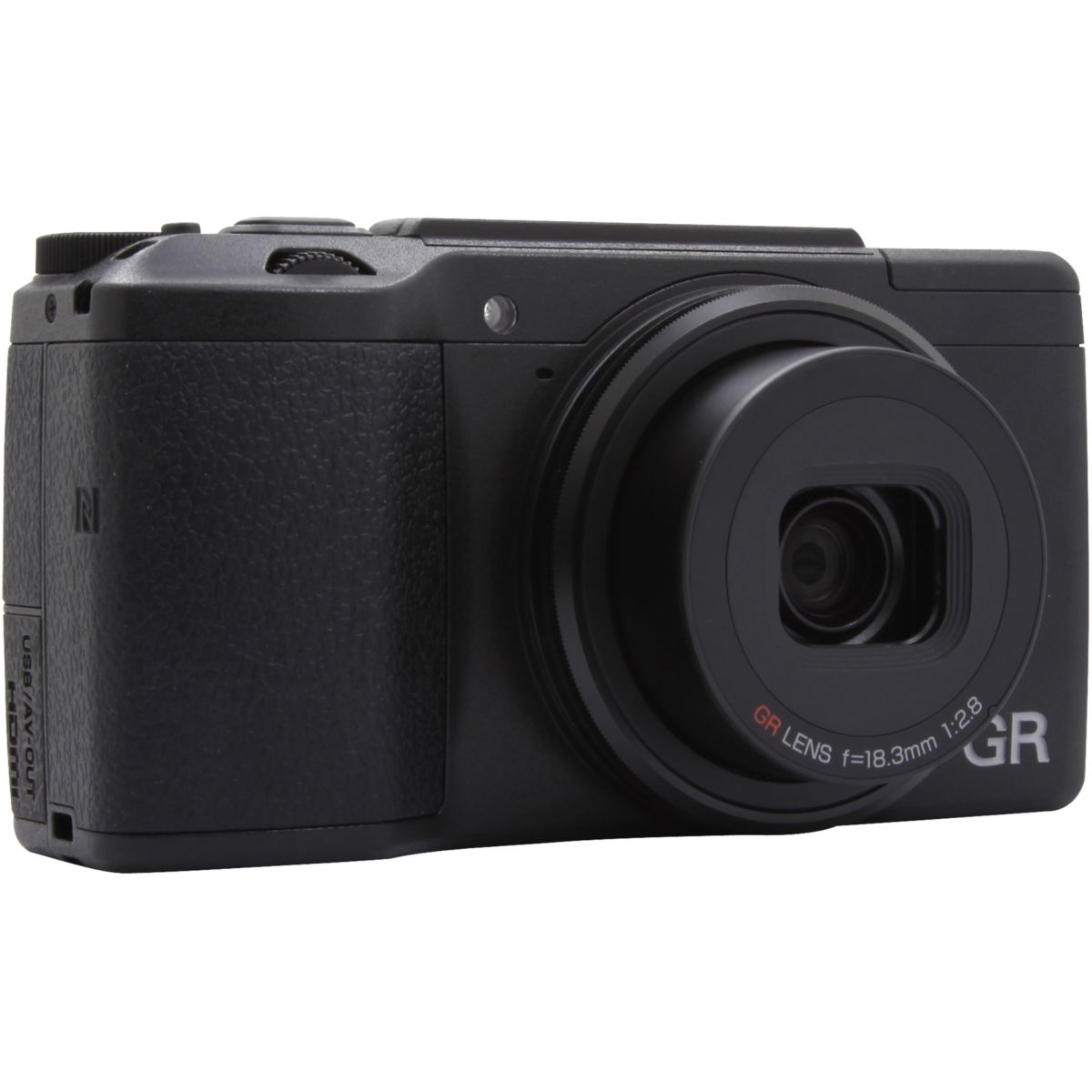 Appareil photo Compact RICOH GR II