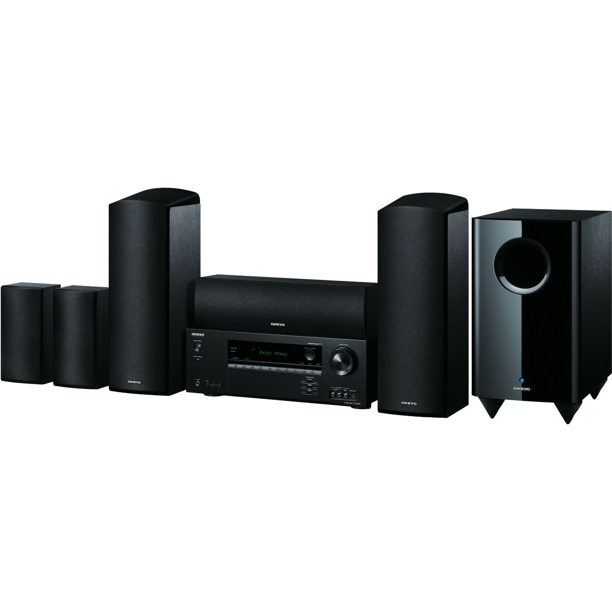 Pack Home Cinema ONKYO HTS-5805 DOLBY ATMOS