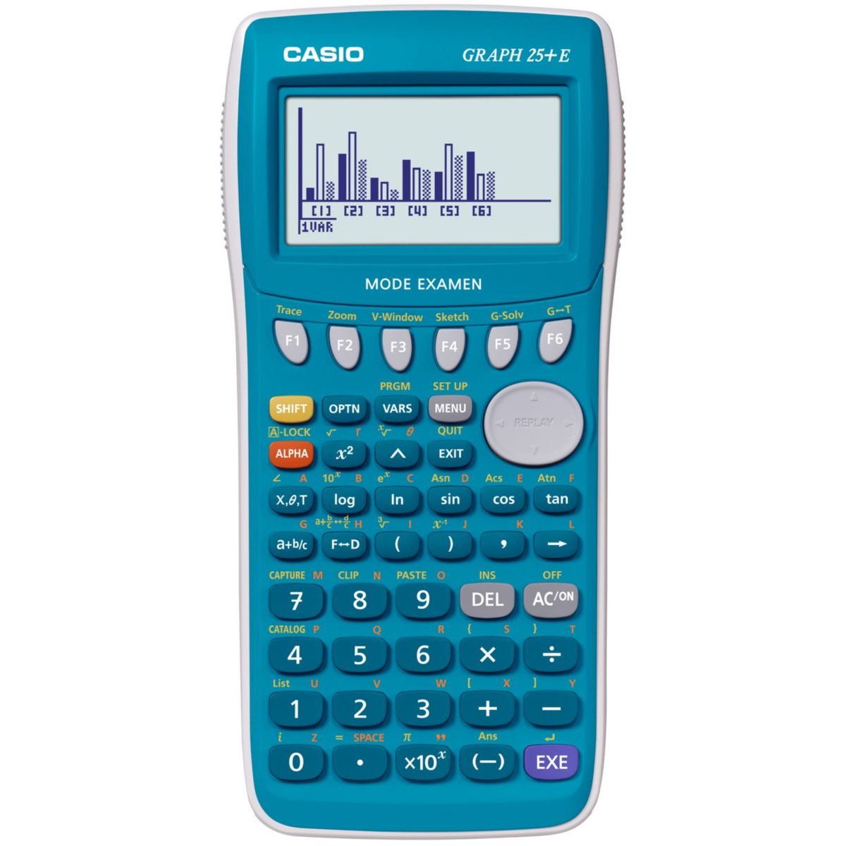 Calculatrice graphique CASIO GRAPH 25+ E (photo)