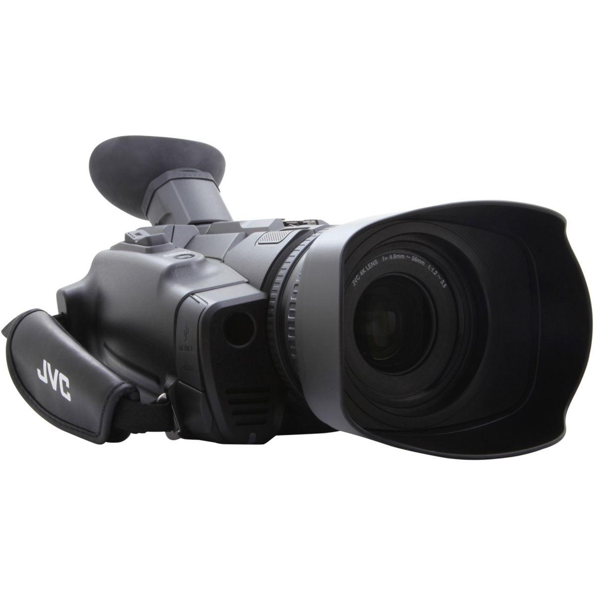 Caméscope 4K JVC GY-HM170E