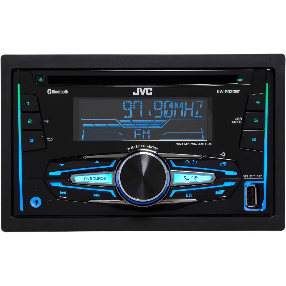 Autoradio JVC KW-R920BT
