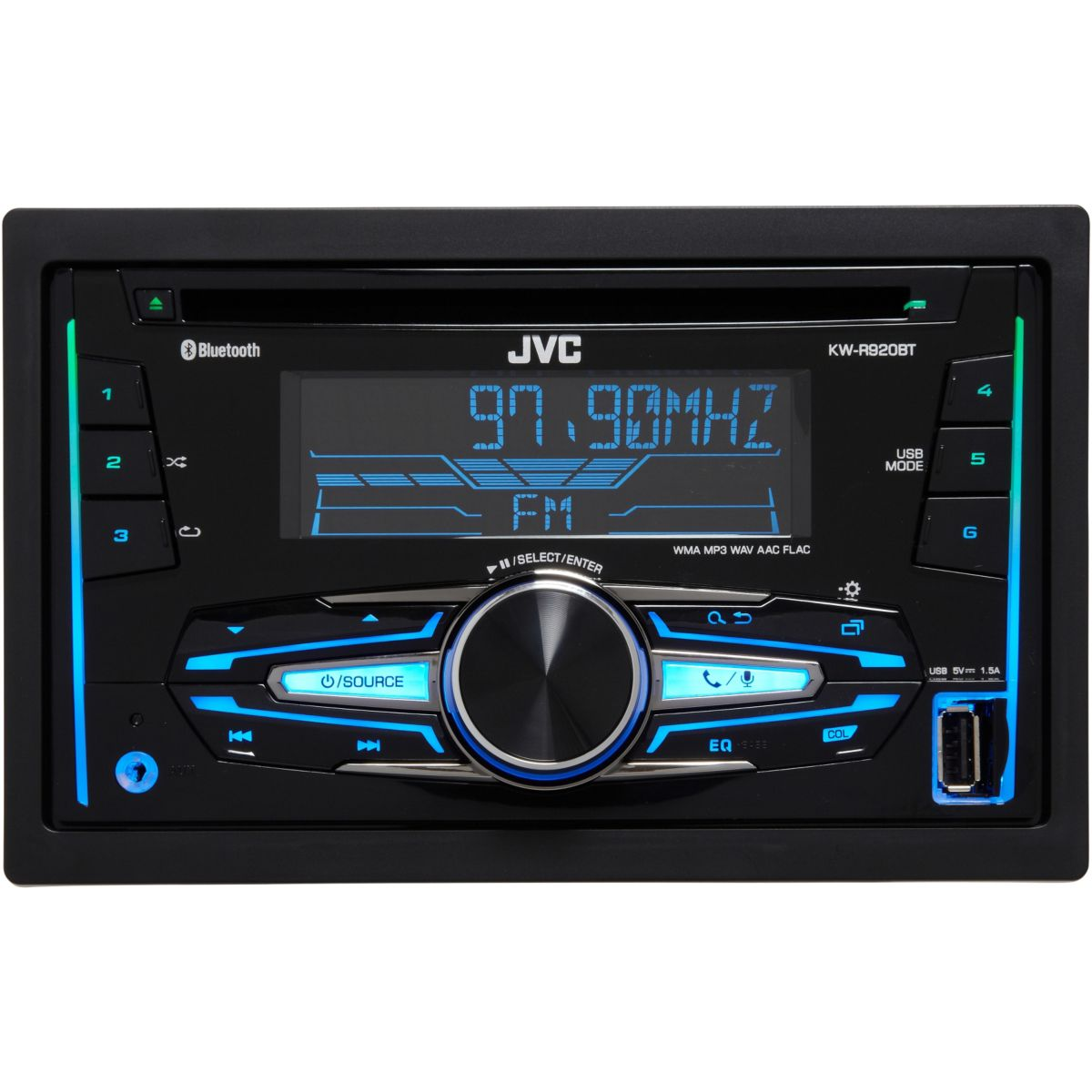 Autoradio CD JVC KW-R920BT