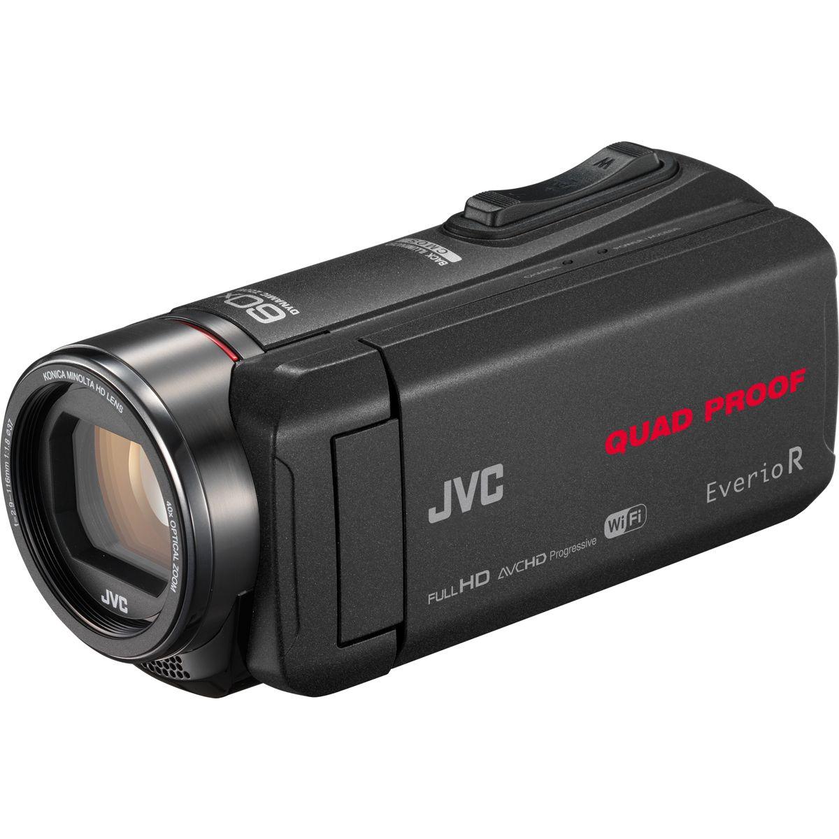 Caméscope JVC GZ-RX640 Wifi