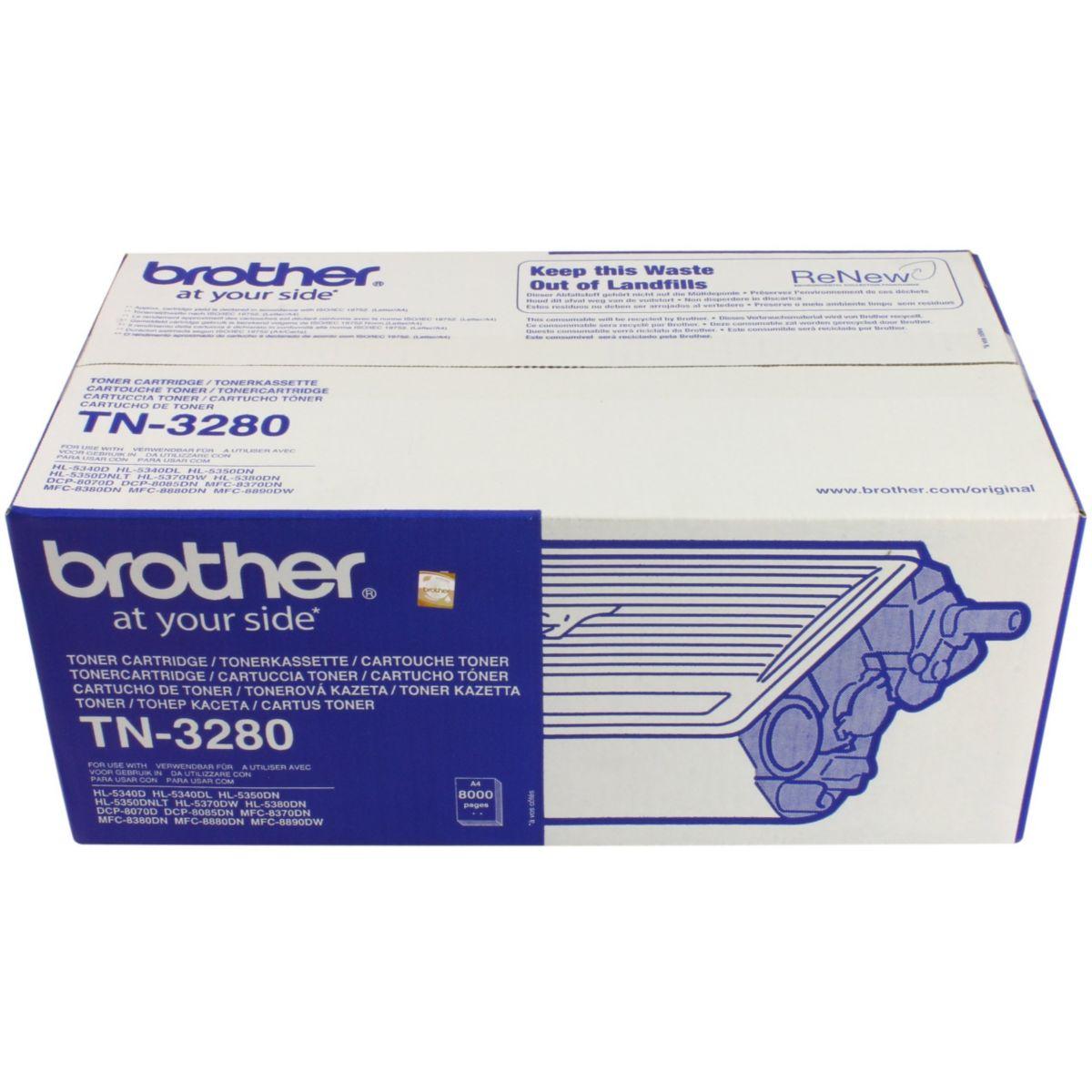 Toner BROTHER TN-3280