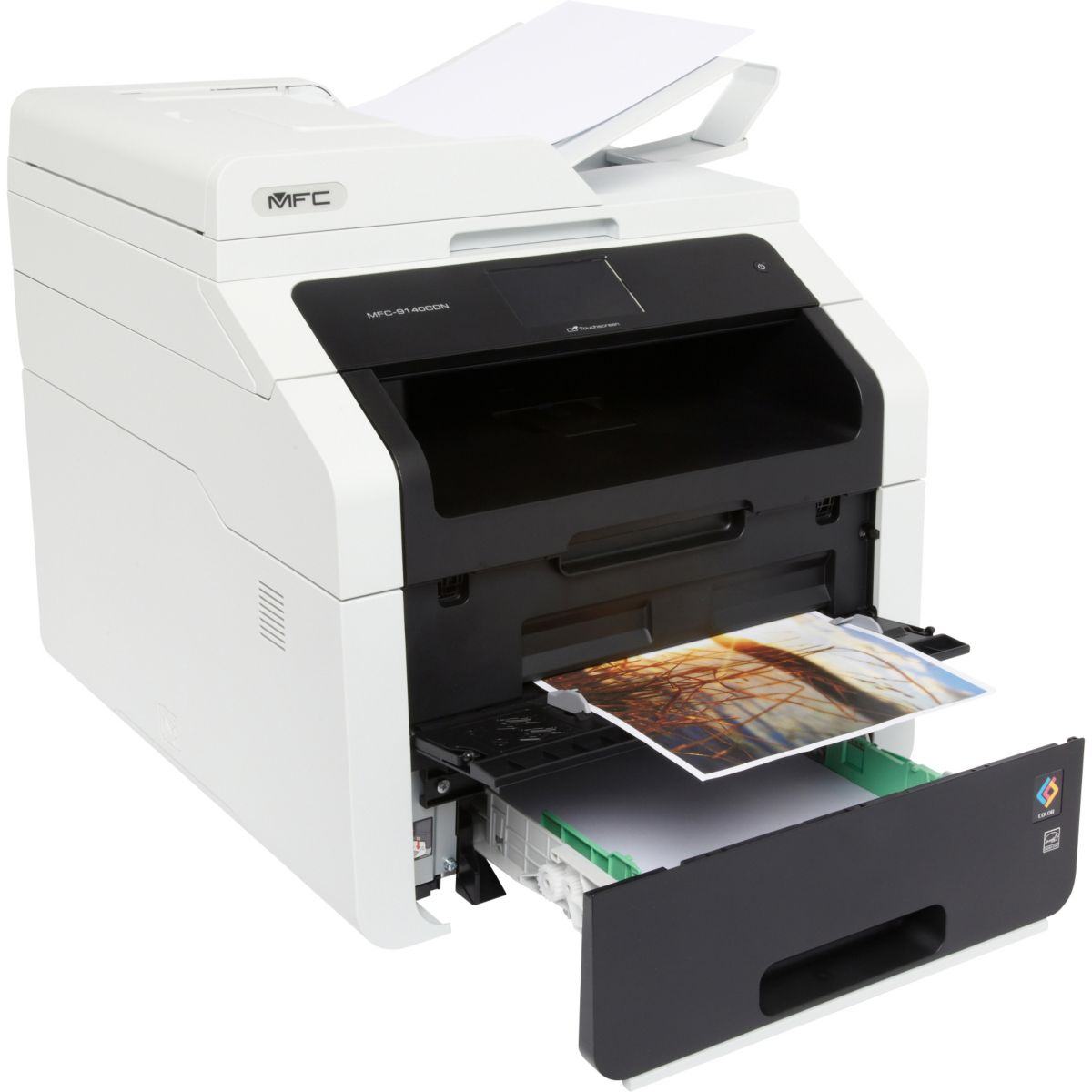 Imprimante multifonction laser couleur BROTHER MFC9140CDN (photo)