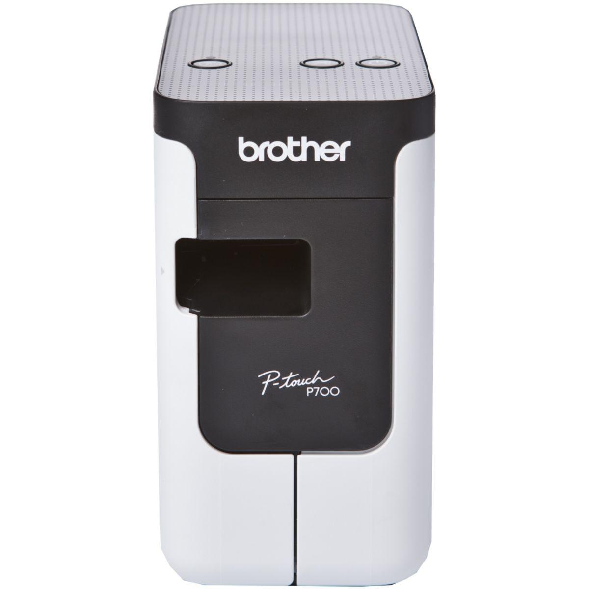 Etiqueteuse BROTHER PT-P700