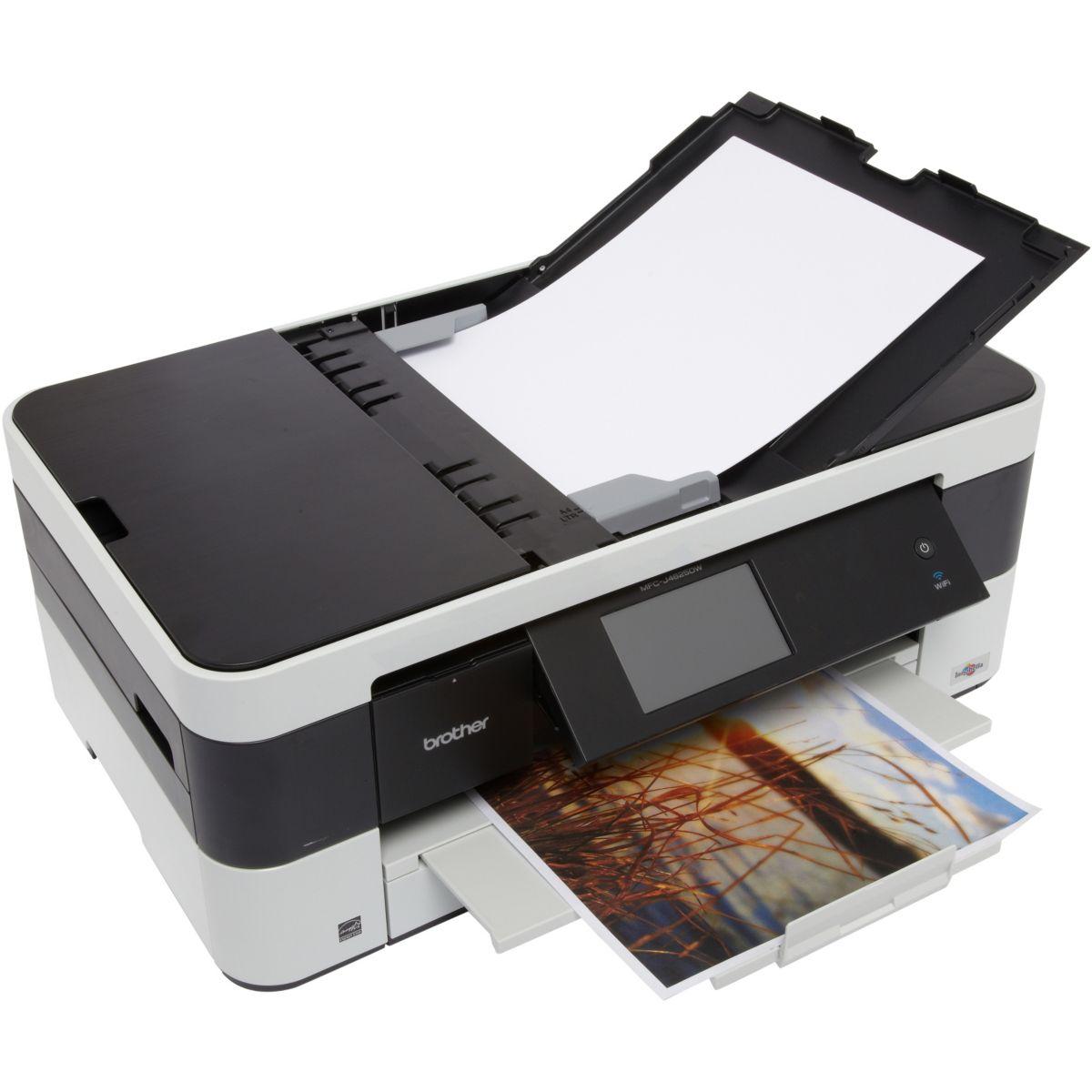 Imprimante jet d'encre BROTHER MFC-J4625DW (photo)