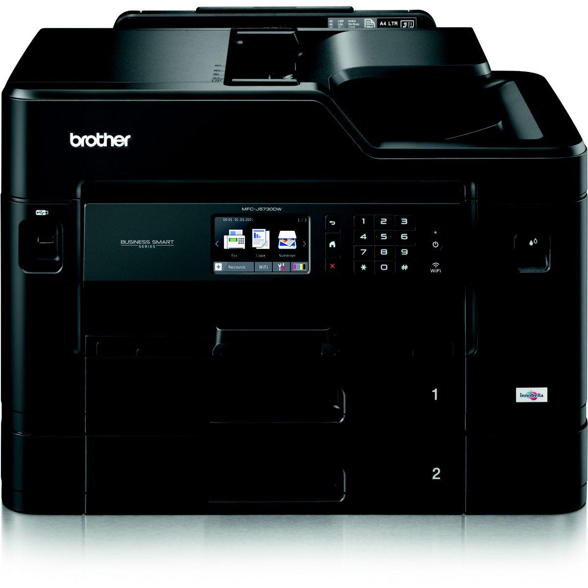 Imprimante jet d'encre BROTHER MFC-J5730DW (photo)