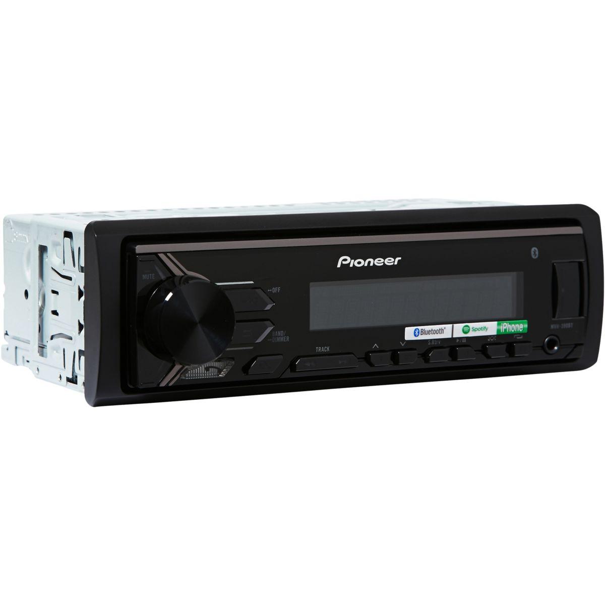Auto-Radio PIONEER MVH-X390BT
