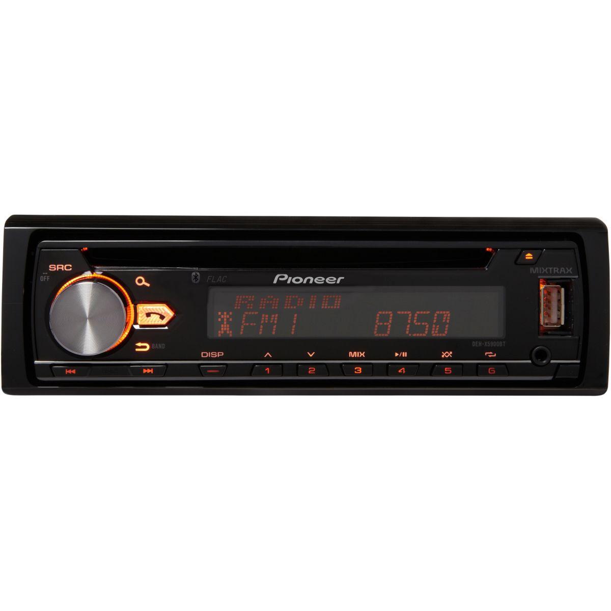 Auto-Radio PIONEER DEH-X5900BT