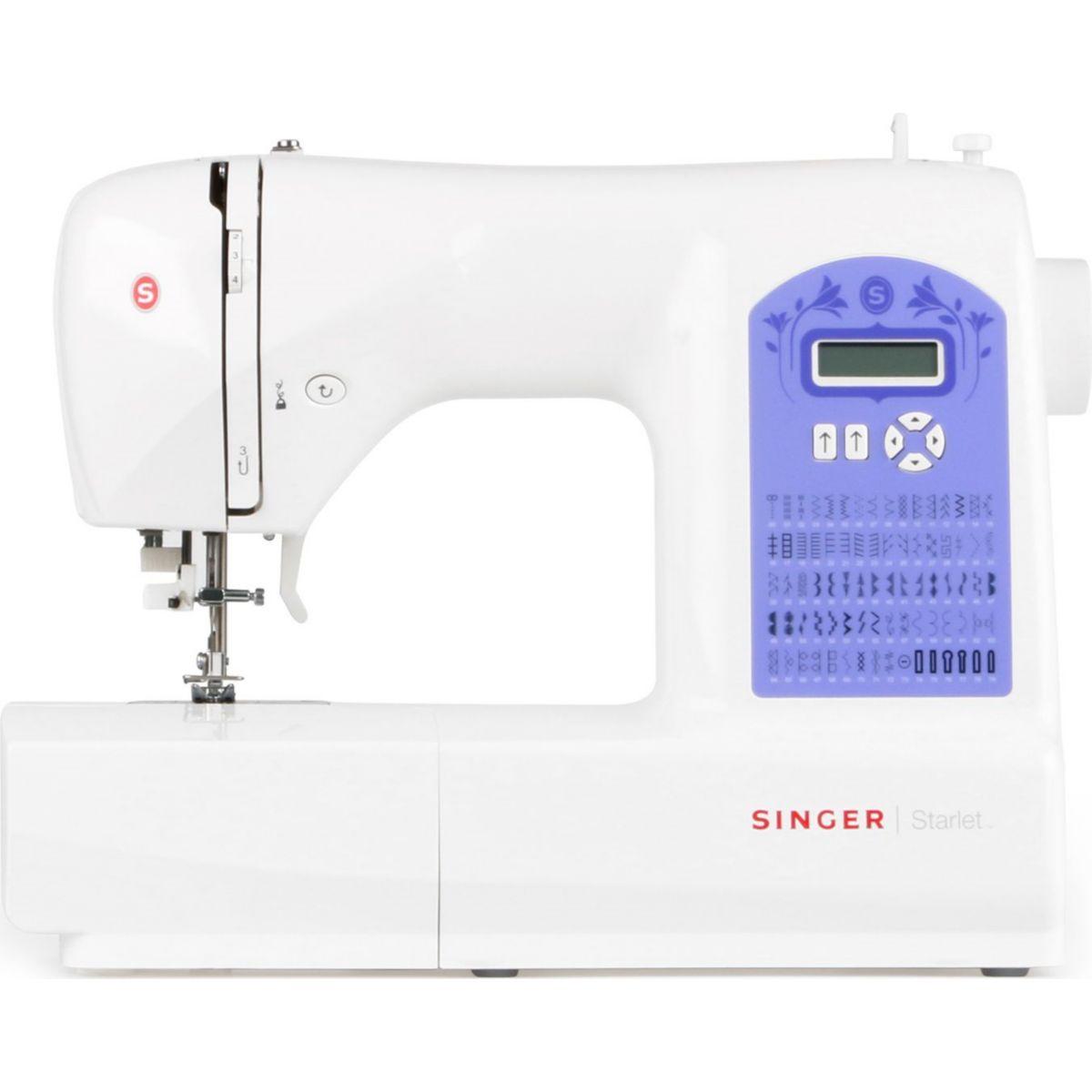 Machine à coudre SINGER Starlett 6680