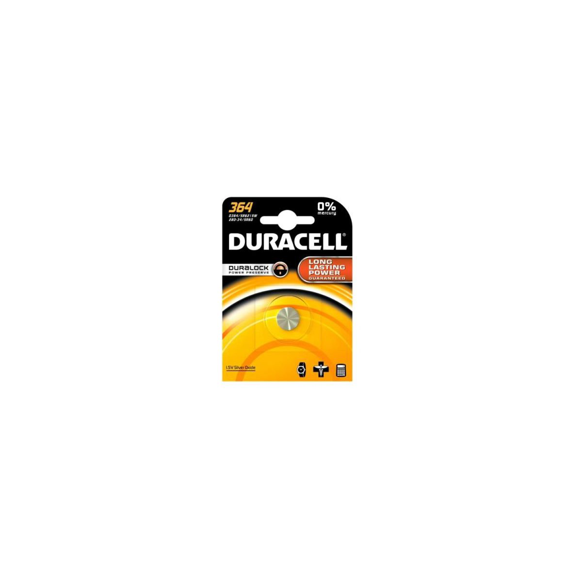 Pile DURACELL 364 (photo)