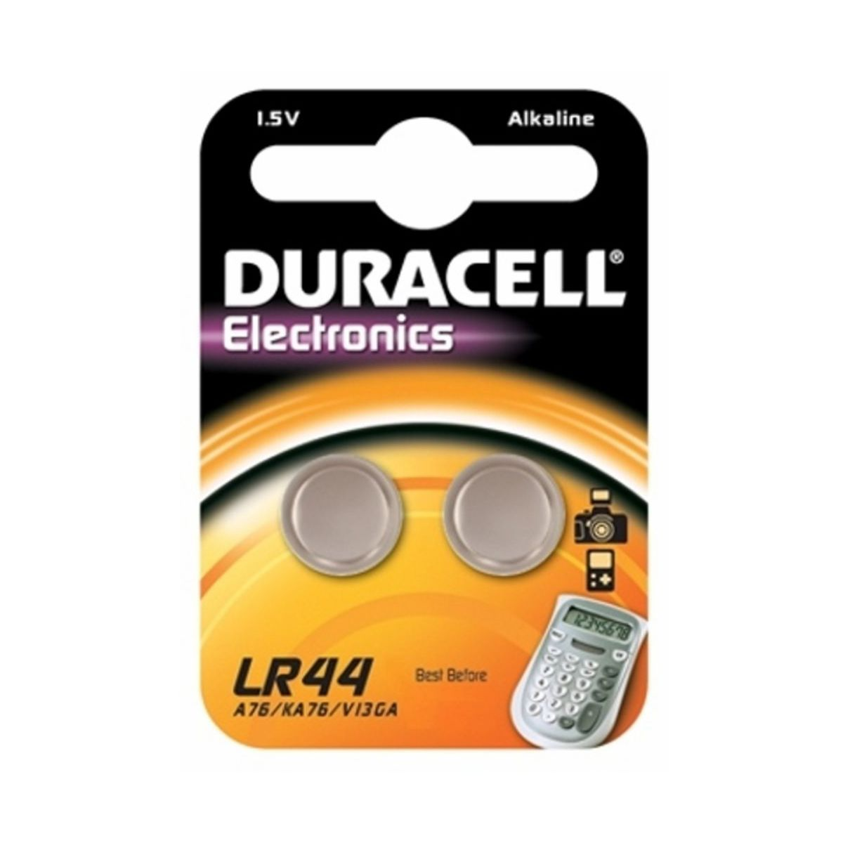 Pile DURACELL LR 44 B2 (photo)