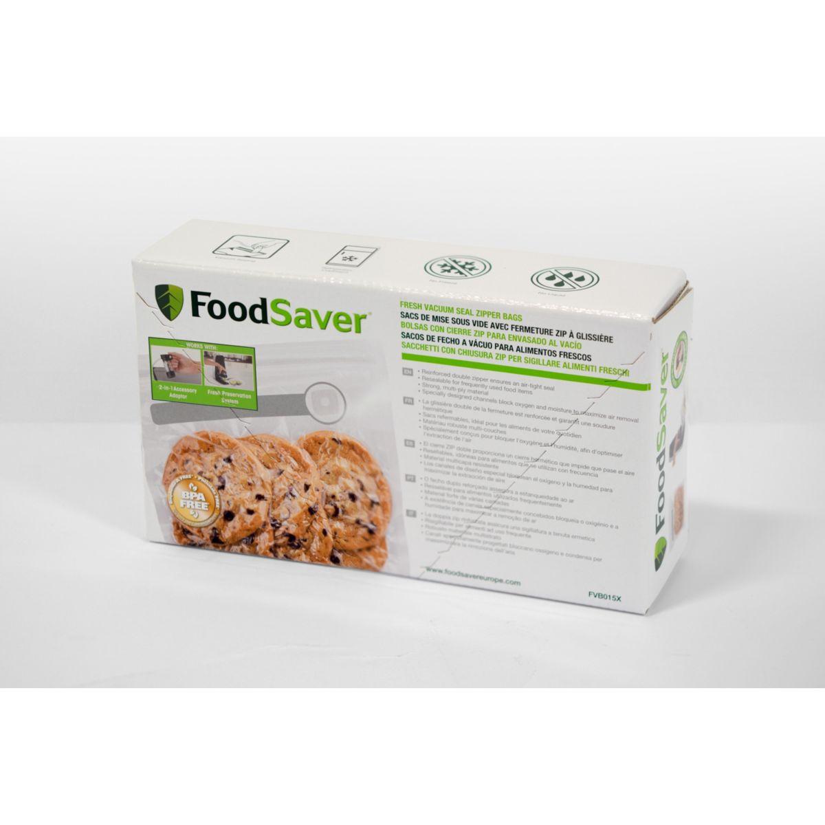 Accessoire FOOD SAVER FVB015X-01 sacs av
