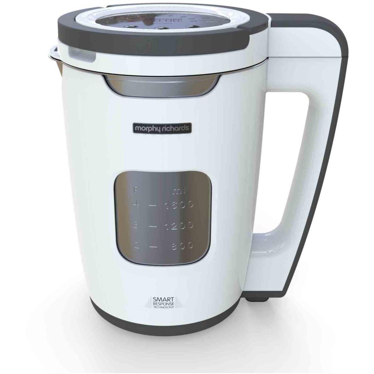 Blender chauffant MORPHY RICHARDS Soup Maker Smart control M50120EE
