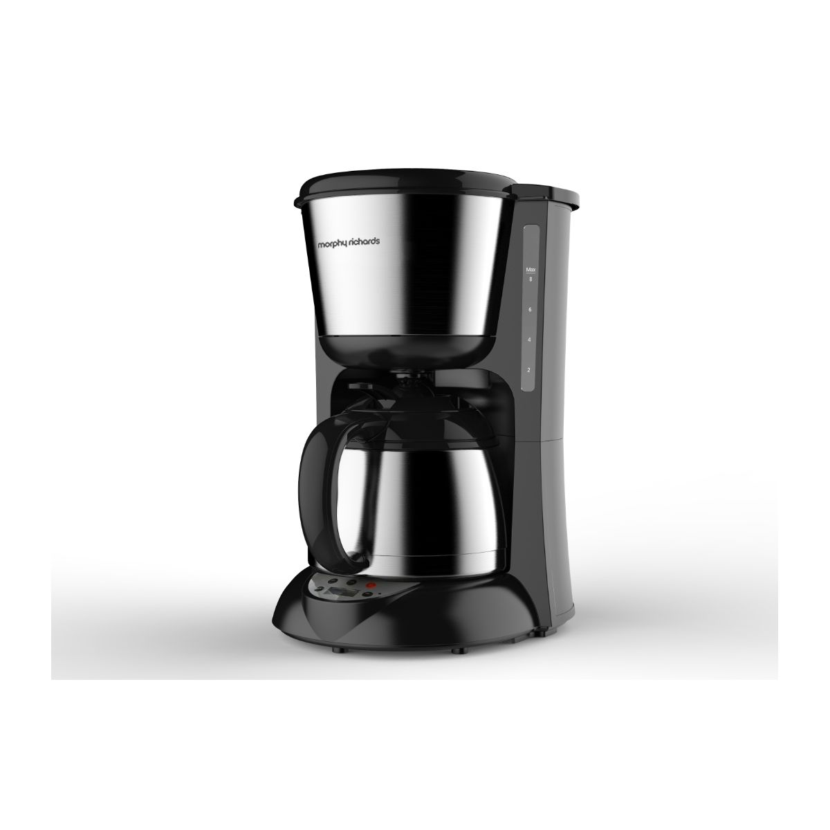 Cafetière isotherme MORPHY RICHARDS Accents Thermos Prog. Inox