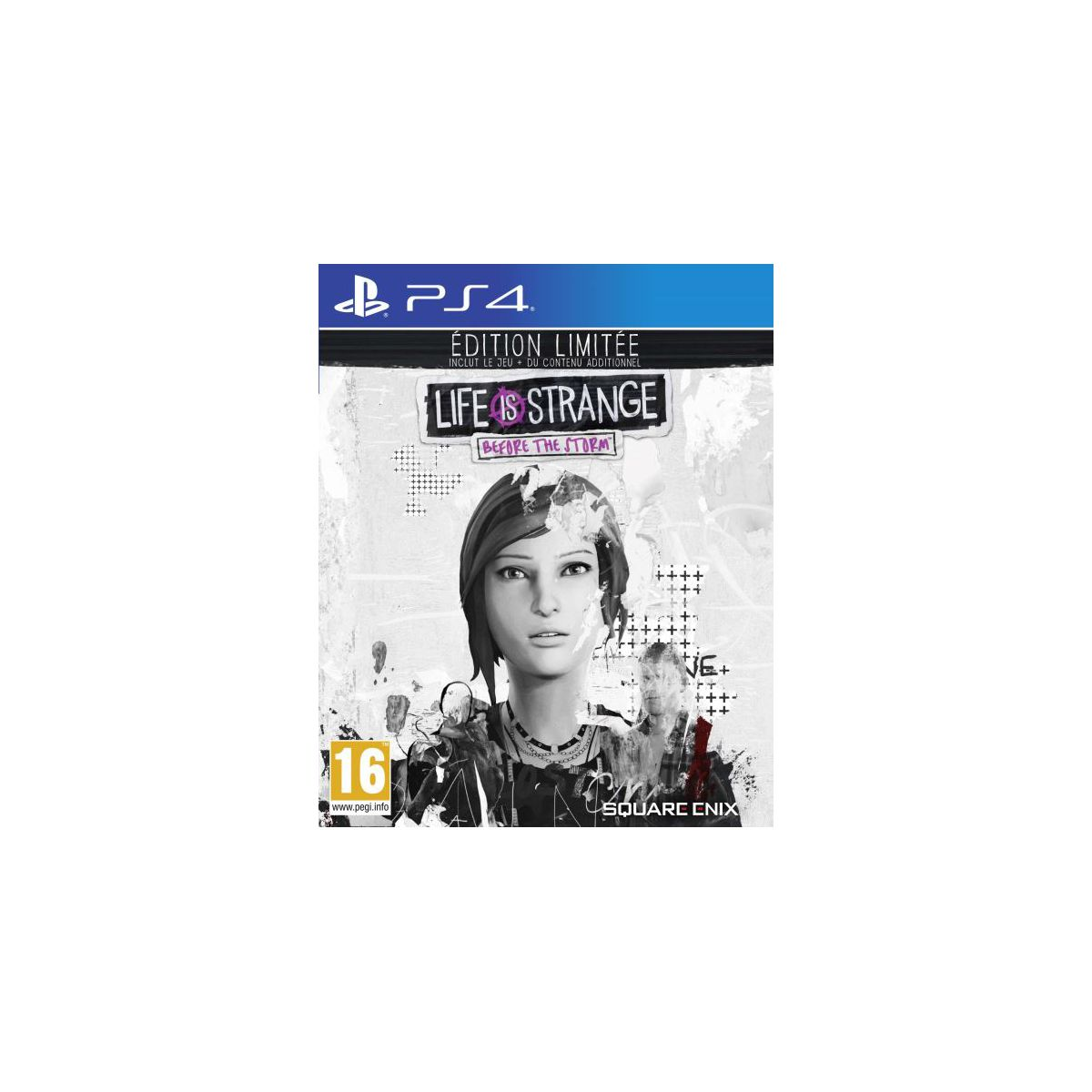 Jeu PS4 SQUARE ENIX Life is Strange Before the Storm