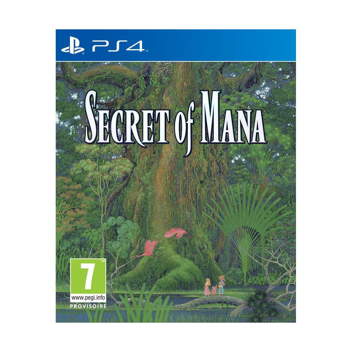 Jeu PS4 KOCH MEDIA Secret of Mana
