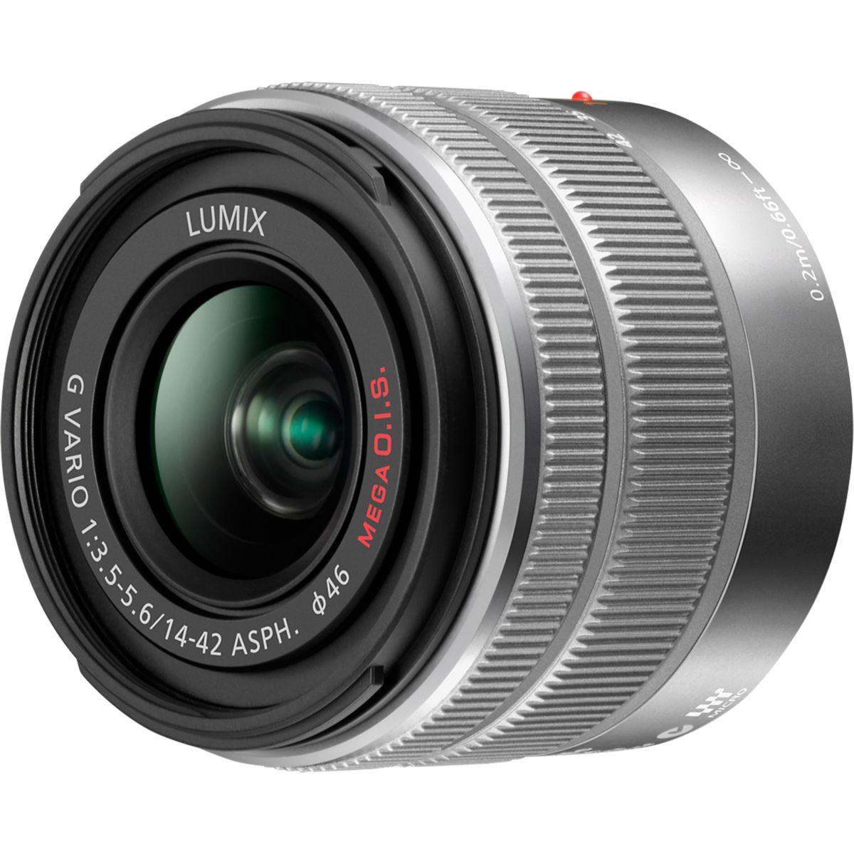 Objectif PANASONIC 14-42mm f/3.5-5.6 II ASPH.