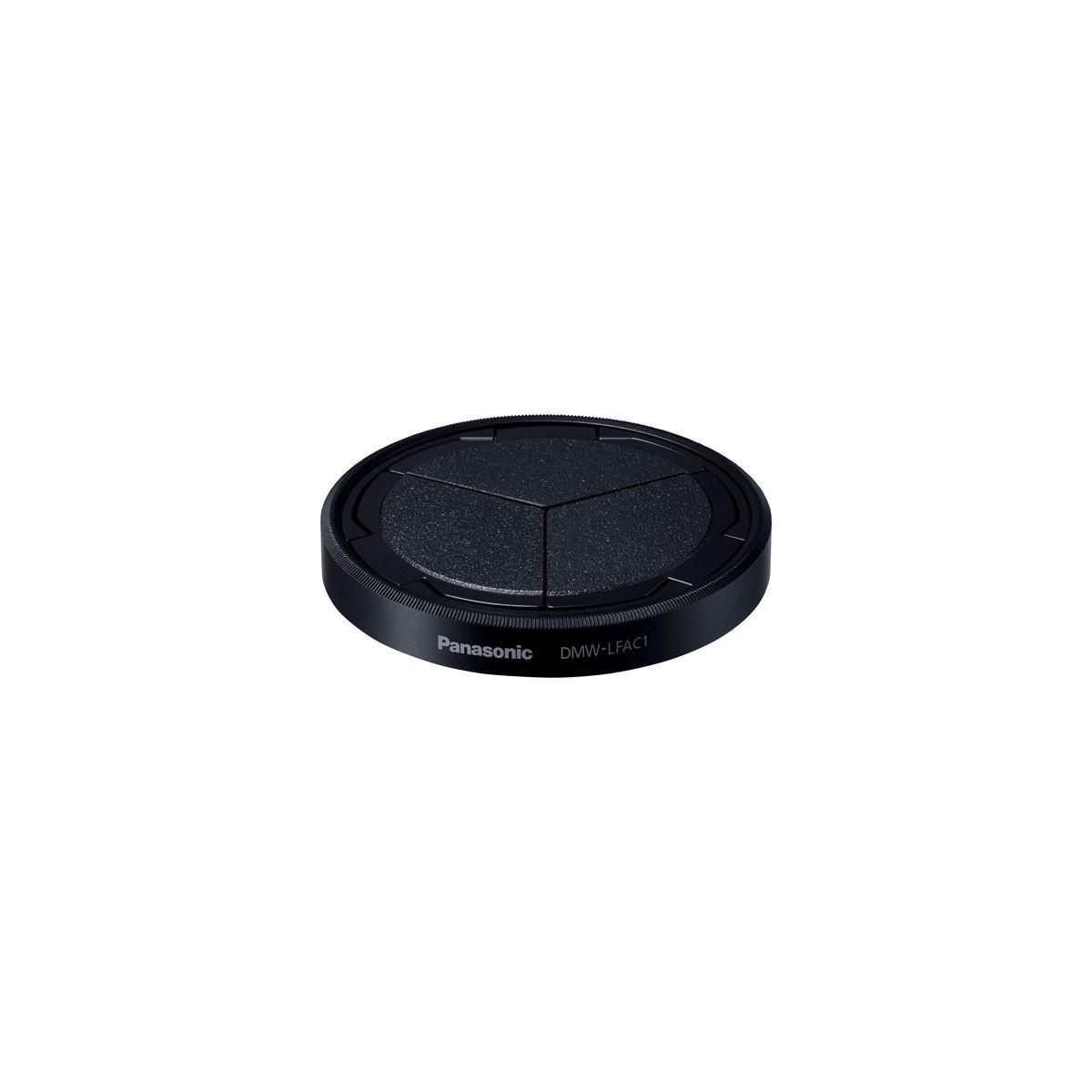 Bouchon d'objectif PANASONIC DMW-LFAC1 noir