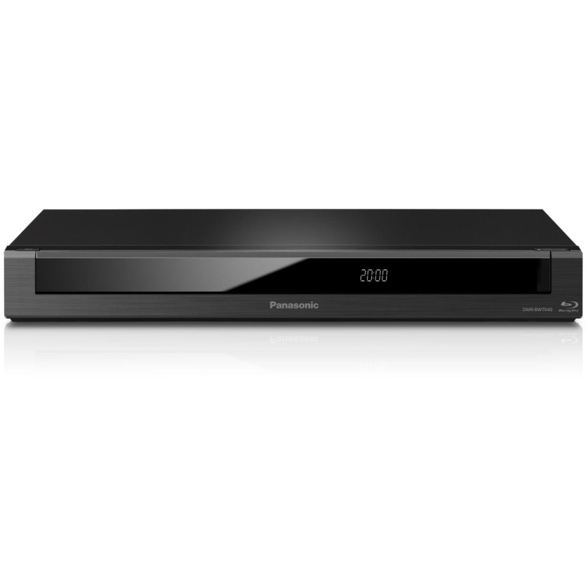 Enregistreur Blu-Ray PANASONIC DMR-BWT640EC9