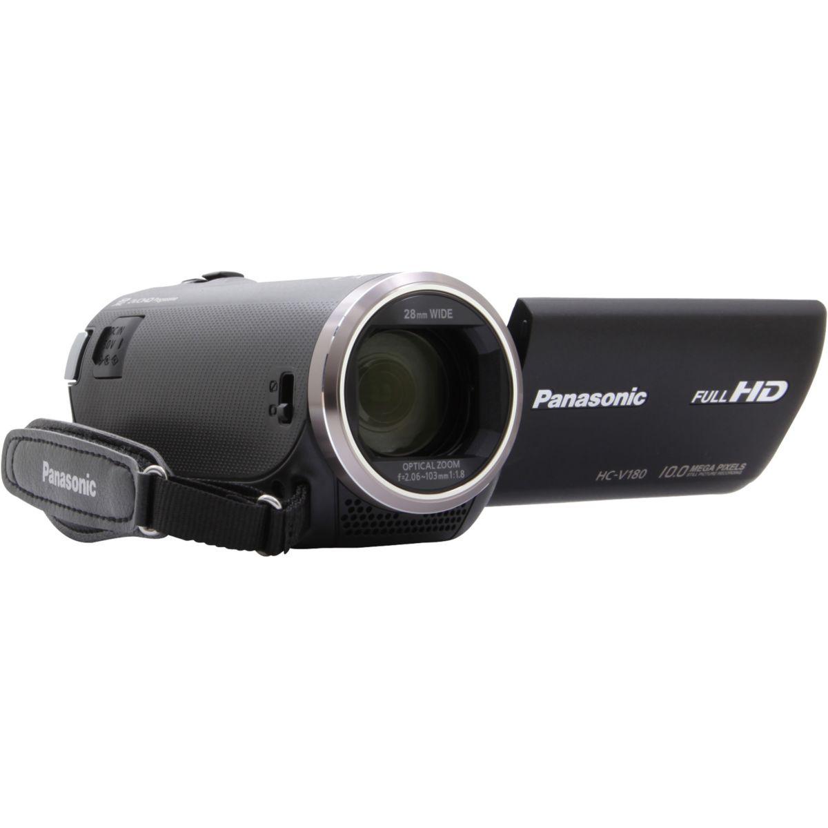 Caméscope PANASONIC HC-V180