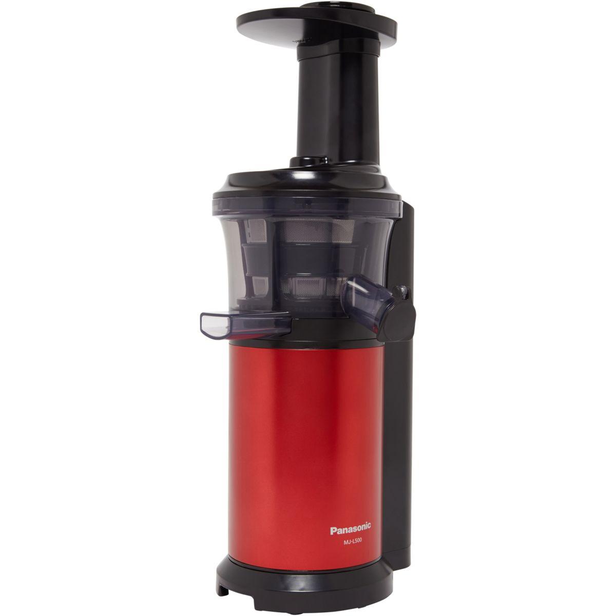 extracteur jus PANASONIC MJ-L500RXE roug
