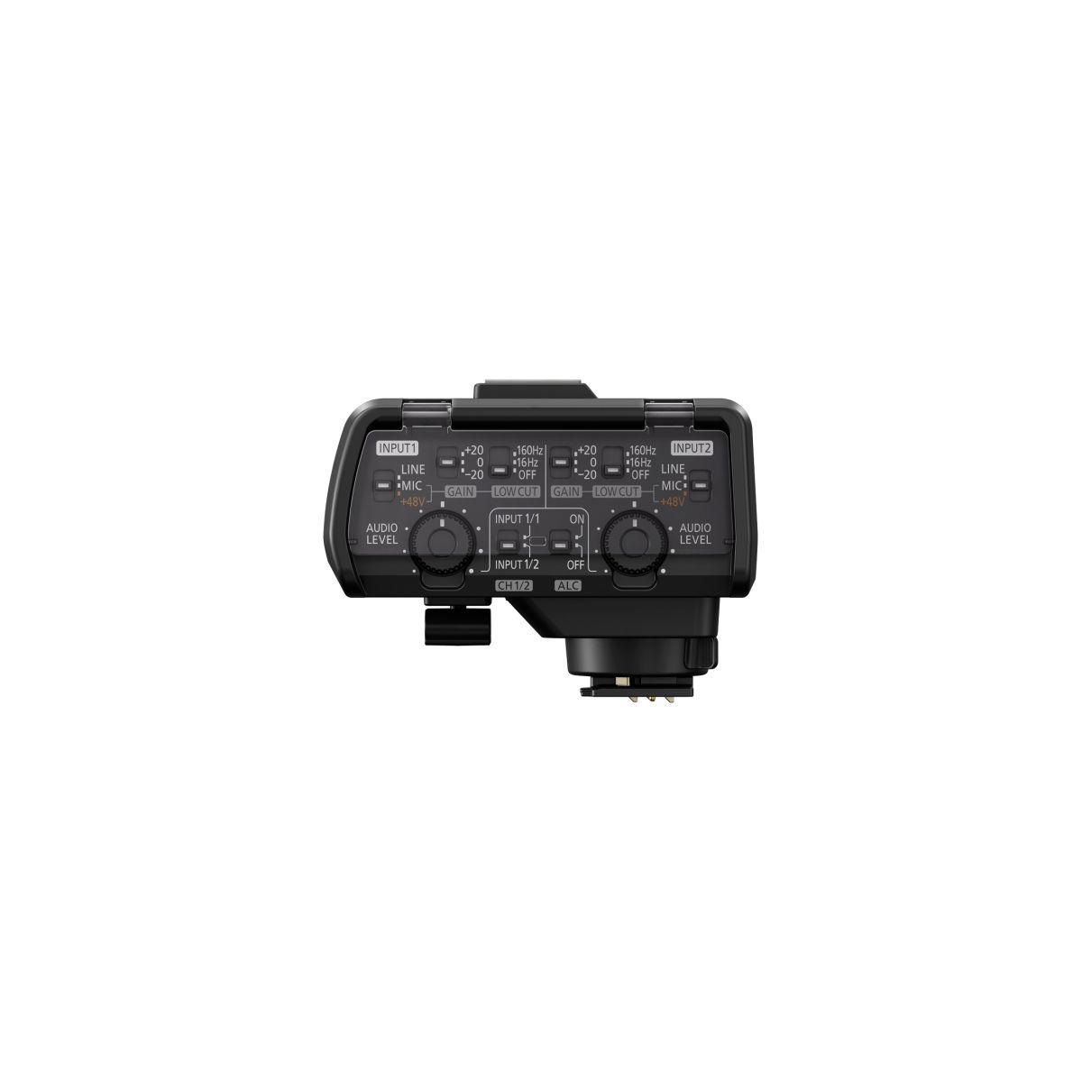 Adaptateur PANASONIC de microphone XLR p