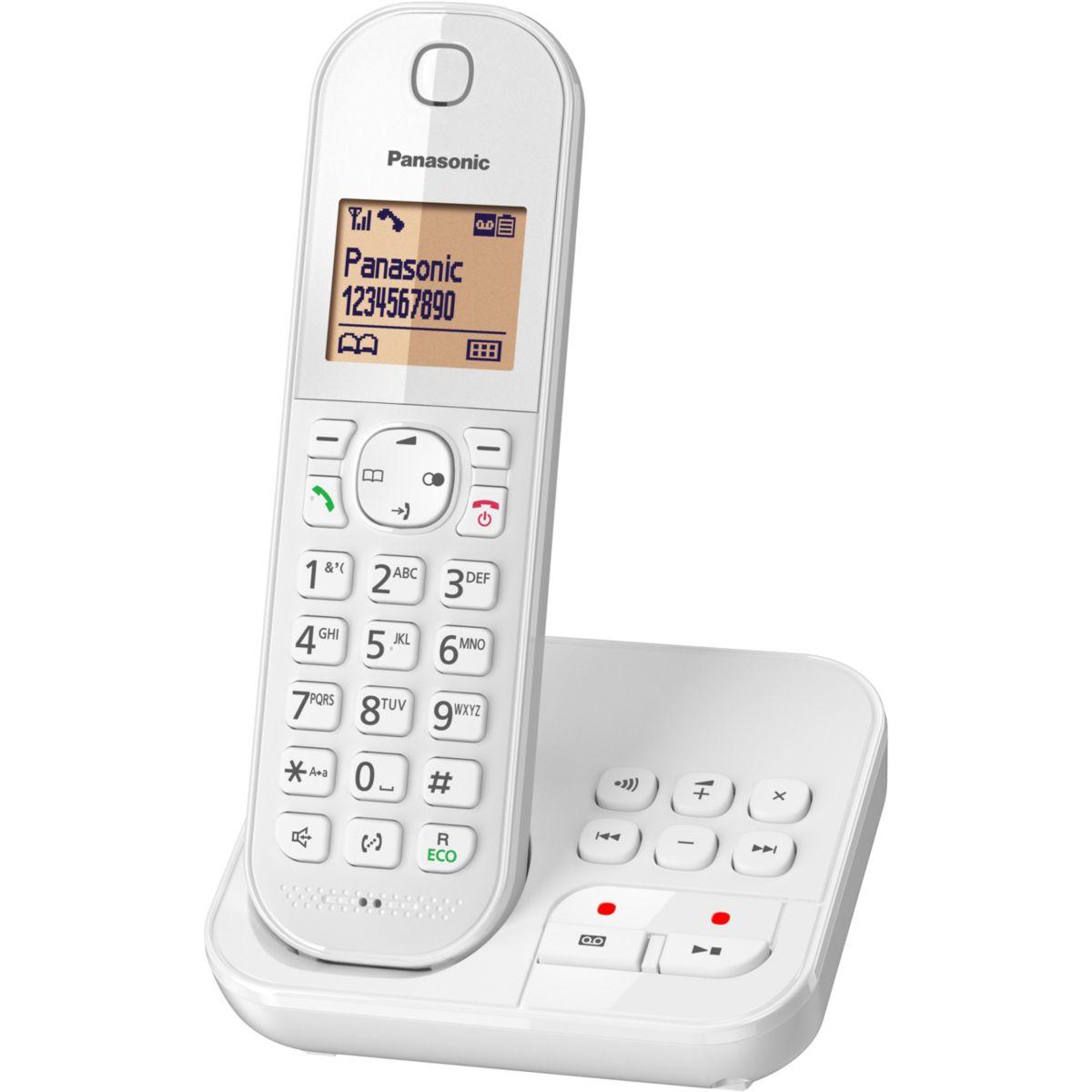 Téléphone sans fil PANASONIC KX-TGC420