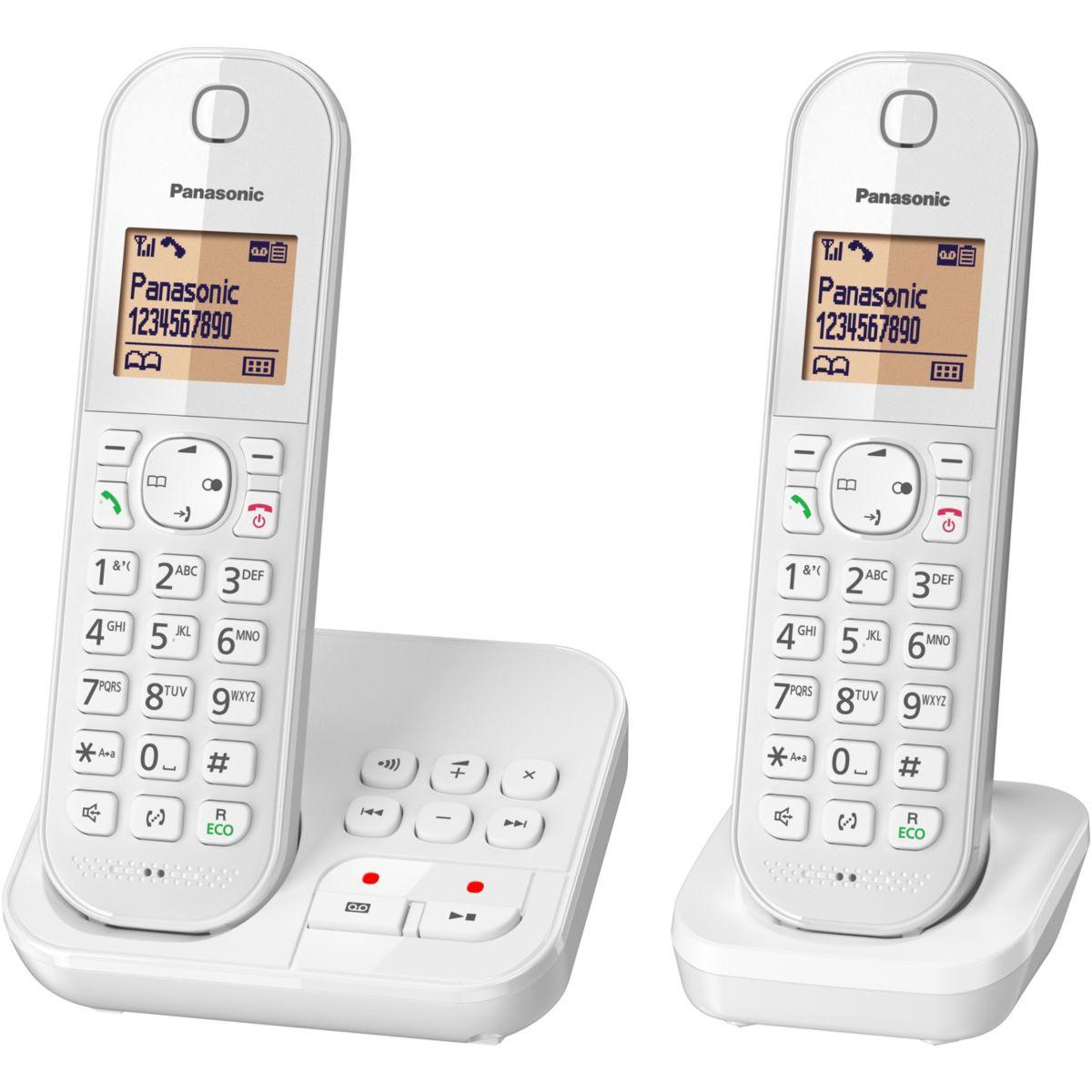 Téléphone sans fil PANASONIC KX-TGC422