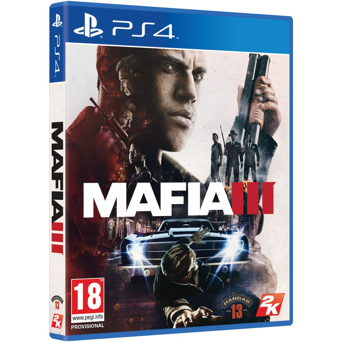 Jeu PS4 TAKE 2 Mafia 3
