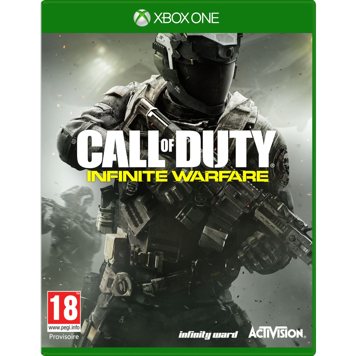 Jeu Xbox One ACTIVISION Call Of Duty Infinite Warfare