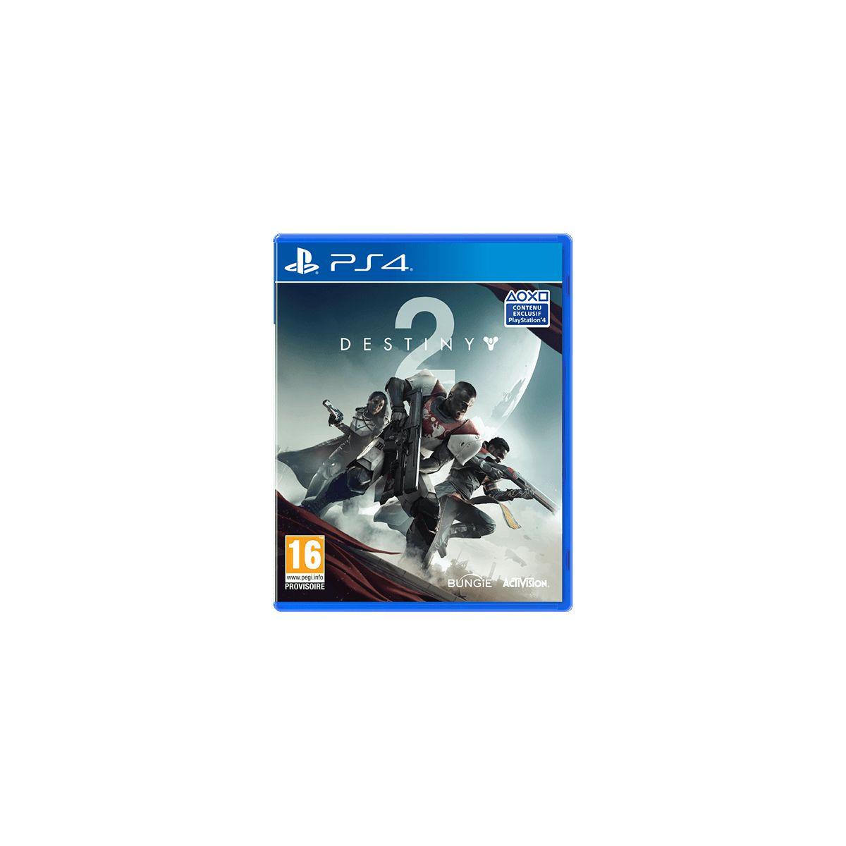 Jeu PS4 ACTIVISION Destiny 2
