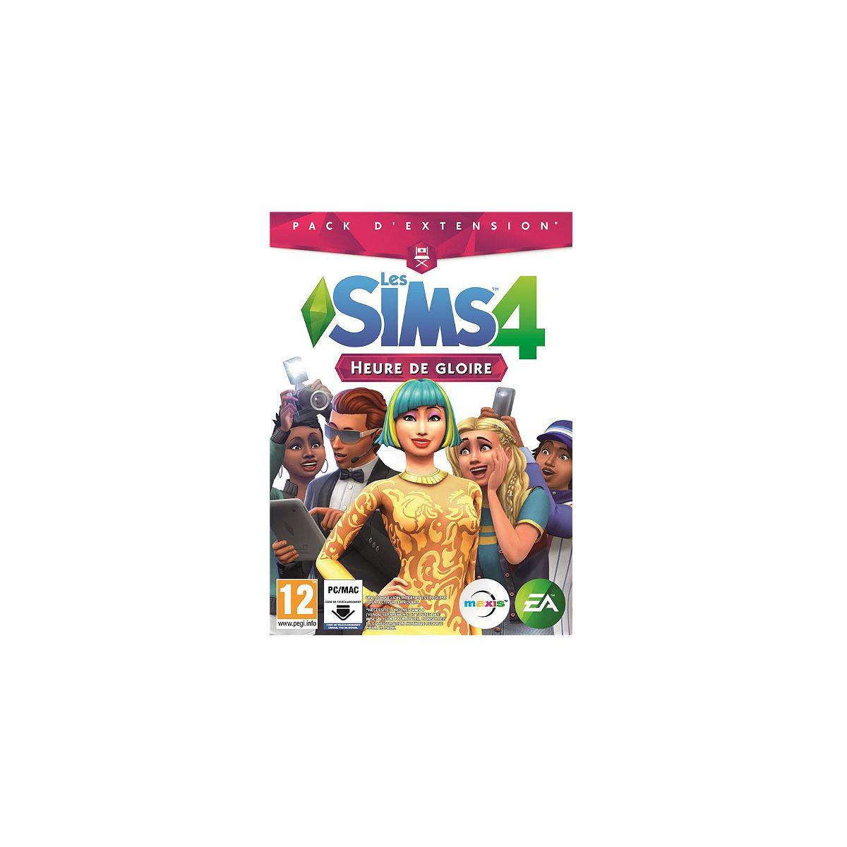 Jeu PC ELECTRONIC ARTS Sims 4 Heure de Gloire Bundle (photo)