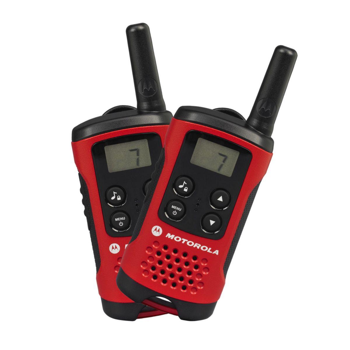 Talkie walkie MOTOROLA TLKR T40 (photo)