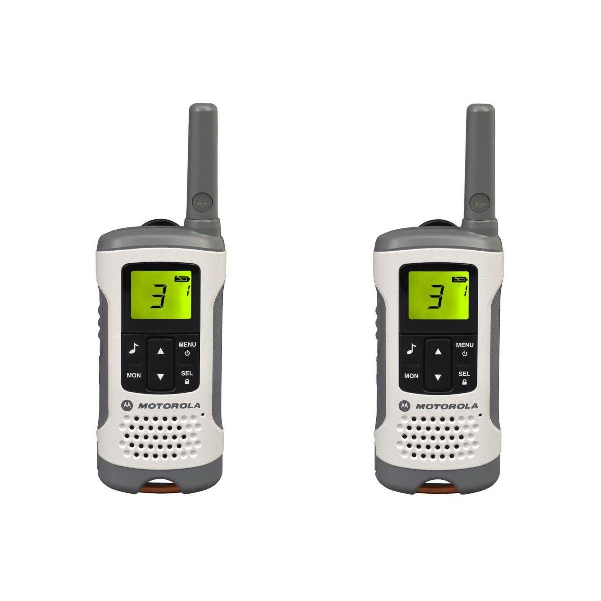 Talkie walkie MOTOROLA TLKR T50 (photo)