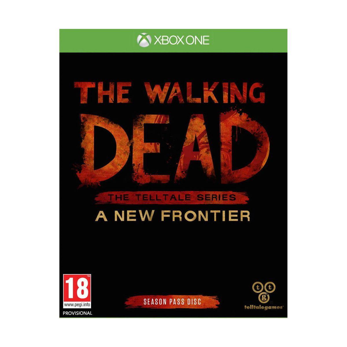 Jeu Xbox One WARNER The Walking Dead TellTale Game Series