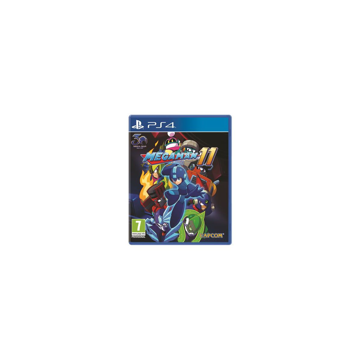 Jeu PS4 CAPCOM Megaman XI