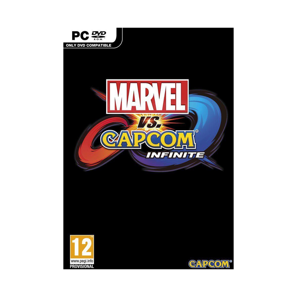Jeu PC CAPCOM Marvel VS Capcom Infinite (photo)